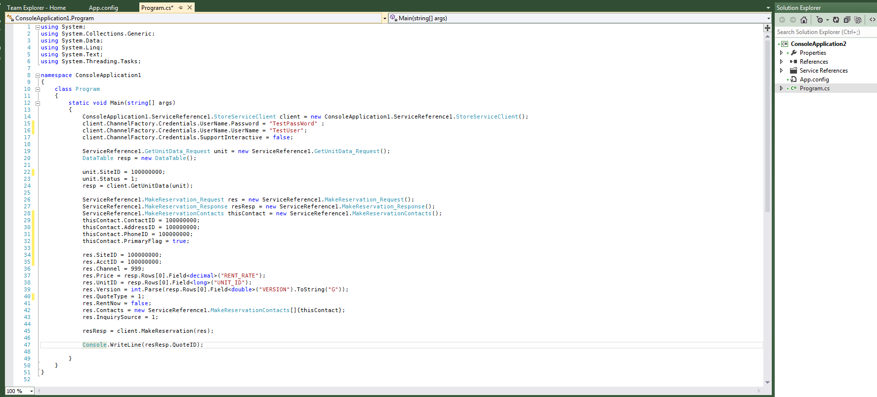 SWS2 API Documentation   Yardi Developer eXchange